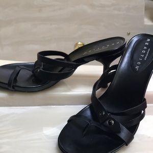 Kenneth Cole reaction sandal heels